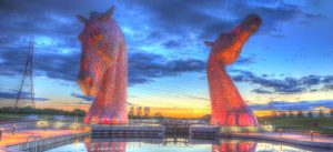 The Kelpies gifts shop